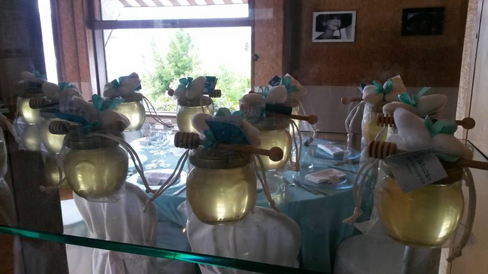 bomboniere vasetto di miele tiffany aiuto matrimonio