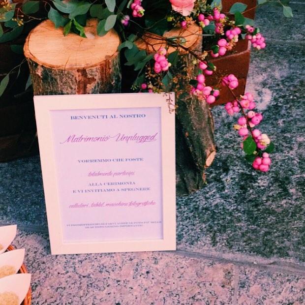 matrimonio unplugged come organizzare wedding planner rustich chic tema