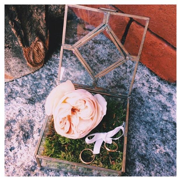 scatolina originale porta fedi rustic chic wedding planner claudia girola