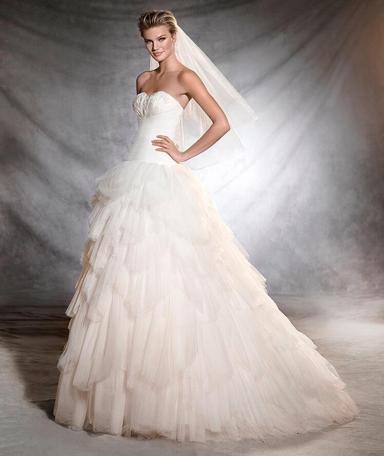 abito da sposa pronovias 2017