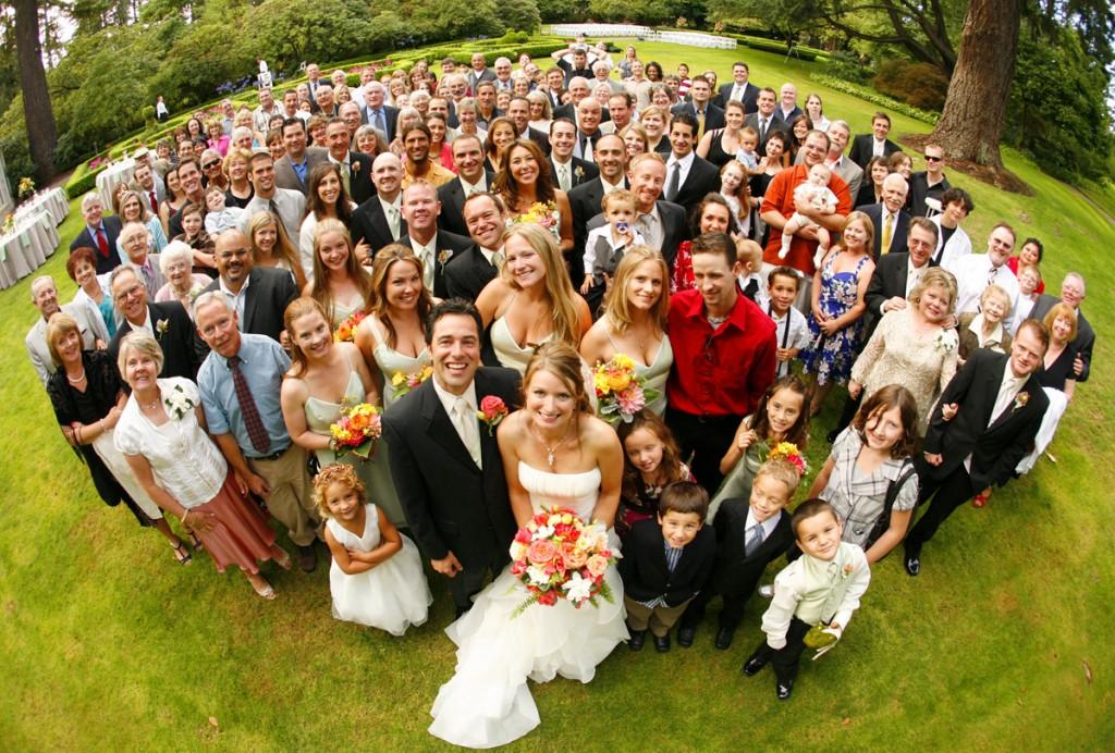 invitati al matrimonio elenco