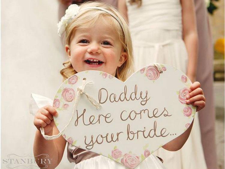 matrimonio con figlia