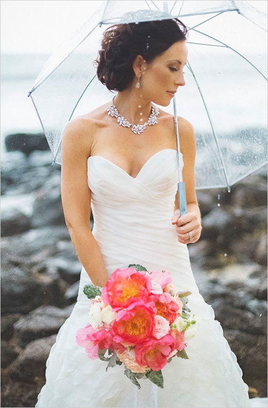 bouquet per giorni di pioggi