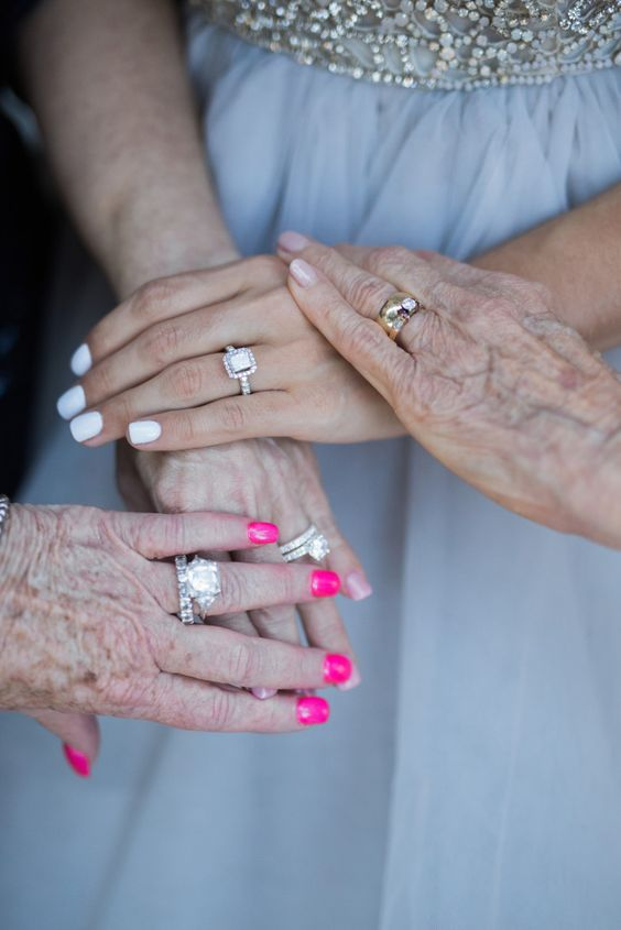 matrimonio foto le donne