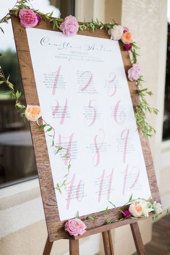 Matrimonio Tema Idea : Tableau romantico tema matrimonio elegante wedding planner