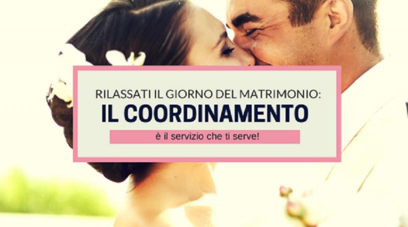 coordinamento del matrimonio