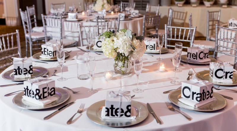 Assez Tavoli al matrimonio: un tocco di stile - Colorato di Pink MH09
