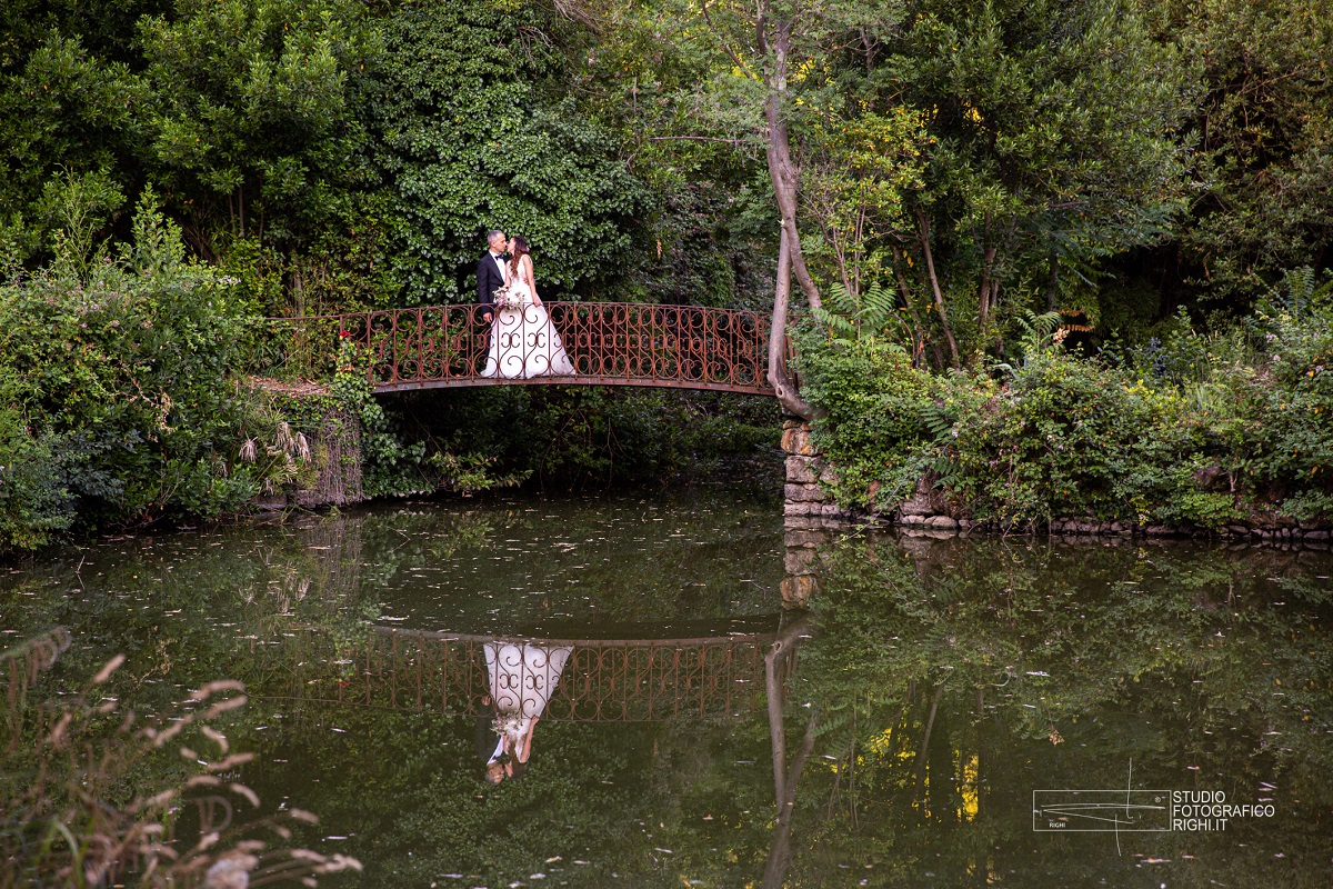 matrimonio sul laghetto della fata turchina