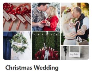 idee matrimonio a Natale