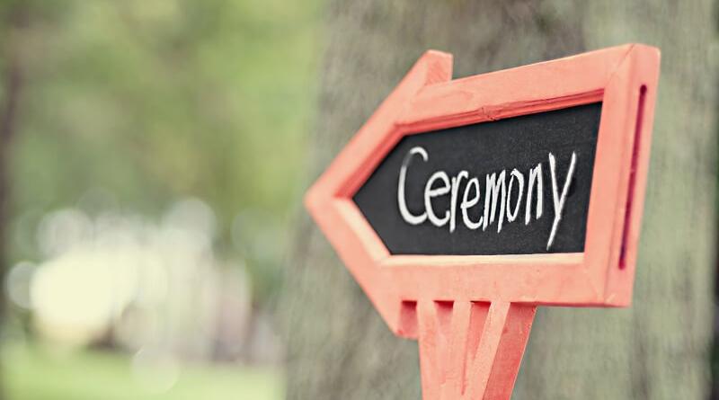5 cerimonie per matrimonio: ecco quelle valide in Italia oggi