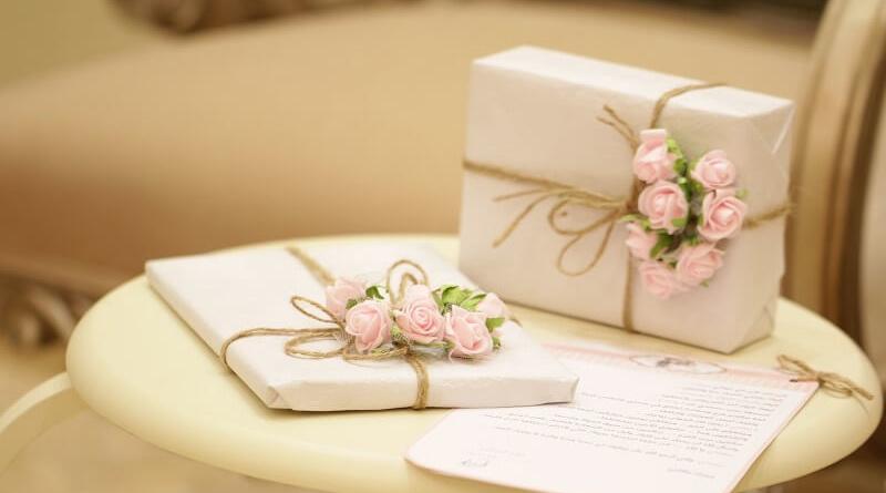 conservare tutto quello che hai preparato per il matrimonio
