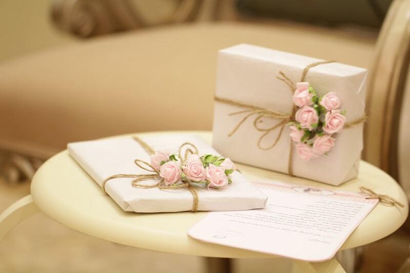 Come conservare tutto quello che hai preparato per il matrimonio