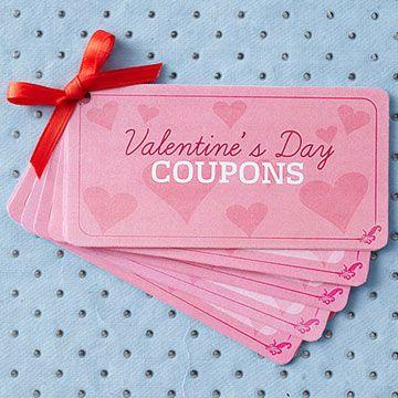 coupon per il giorno di san valentino