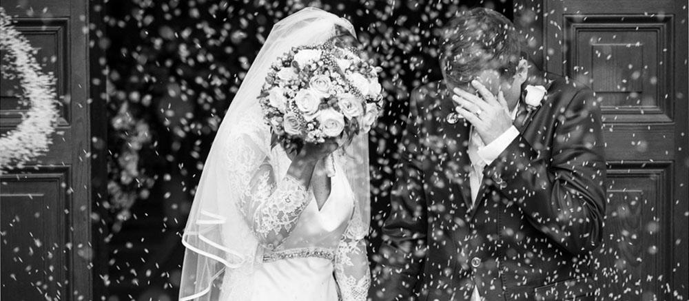 wedding planner milano organizzare il lancio del riso