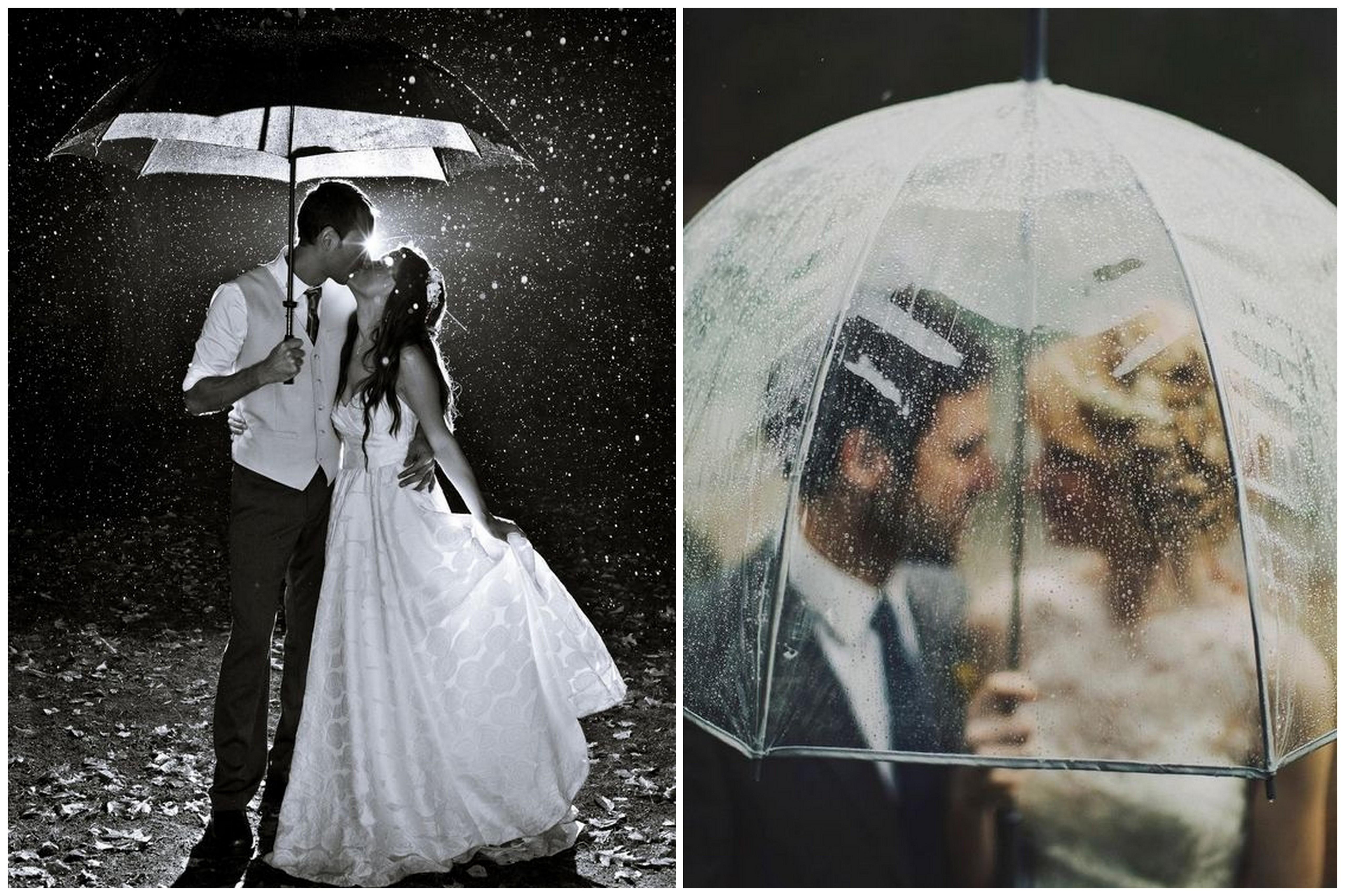 rainy photo