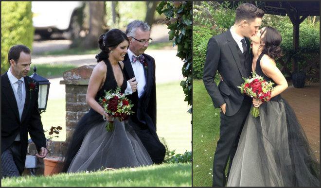 abito da sposa nero