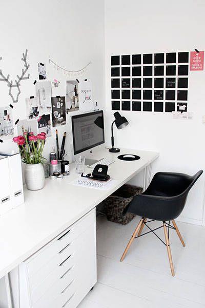 idee per ufficio in casa