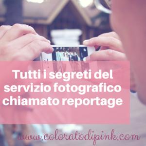 servizio fotografico reportage