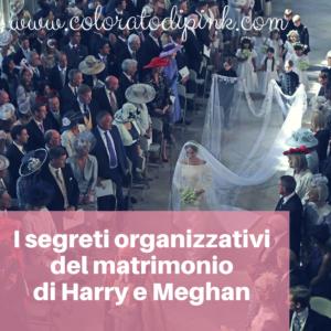 matrimonio di harry e meghan