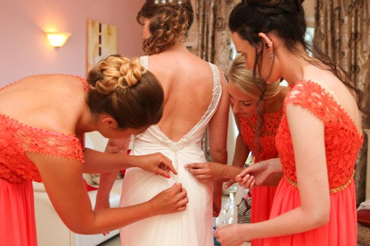 amiche della sposa