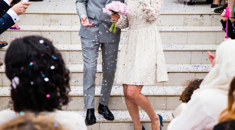 La wedding planner si è fatta coordinare il matrimonio da una collega