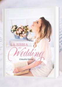 copertina del libro la bibbia del wedding